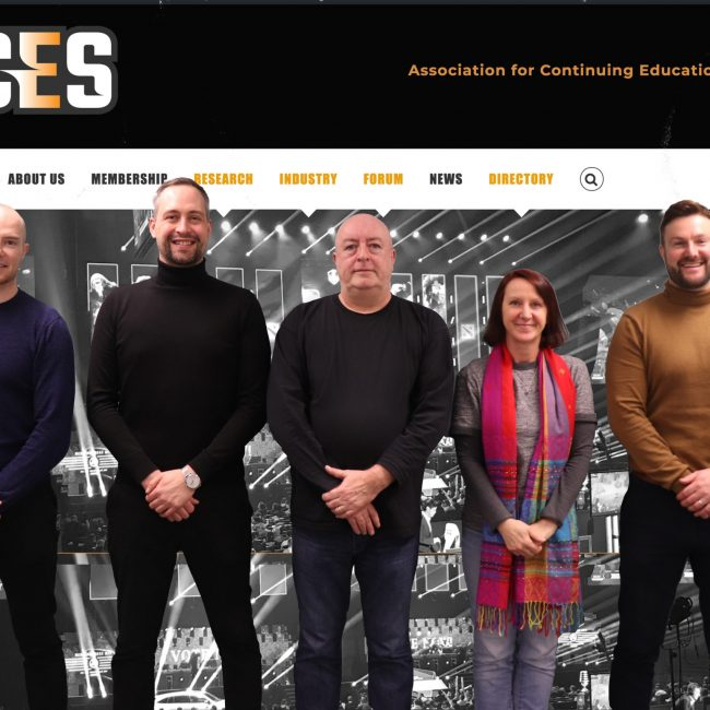 ACES launches as the voice of esports higher education in the UK